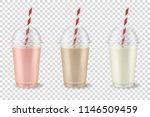 vector realistic 3d clear... | Shutterstock .eps vector #1146509459