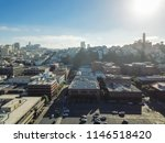 aerial view north beach and... | Shutterstock . vector #1146518420