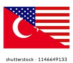 vector illustration of american ... | Shutterstock .eps vector #1146649133