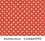 abstract seamless background... | Shutterstock . vector #1146669290