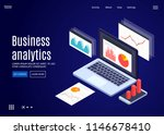 concept business strategy and...   Shutterstock .eps vector #1146678410