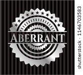 aberrant silvery badge   Shutterstock .eps vector #1146703583