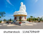big buddha statue at the long... | Shutterstock . vector #1146709649