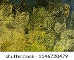contemporary art. hand made art.... | Shutterstock . vector #1146720479