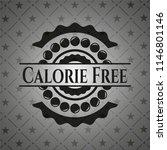calorie free realistic black... | Shutterstock .eps vector #1146801146
