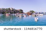 amasra turkey july 22 2018 ... | Shutterstock . vector #1146816770