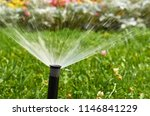 automatic watering system for...   Shutterstock . vector #1146841229