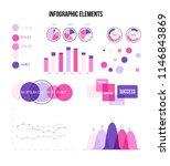 infographic elements  info... | Shutterstock .eps vector #1146843869