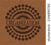 organization wooden signboards | Shutterstock .eps vector #1146890783