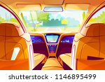 car inside vector illustration... | Shutterstock .eps vector #1146895499