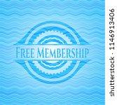 free membership water wave... | Shutterstock .eps vector #1146913406