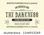 """the darkness"". hand made... 