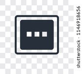 more vector icon isolated on... | Shutterstock .eps vector #1146918656