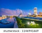 milwaukee art museum milwaukee...   Shutterstock . vector #1146941669