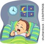 illustration of a kid boy...   Shutterstock .eps vector #1146949646