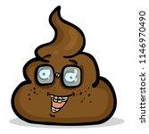 vector cartoon character   nerd ...   Shutterstock .eps vector #1146970490