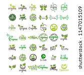set of badges and labels... | Shutterstock .eps vector #1147015109