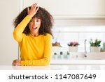african american woman wearing... | Shutterstock . vector #1147087649