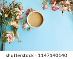 picture of autumn background...   Shutterstock . vector #1147140140