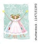 angels christmas designs | Shutterstock . vector #1147151393