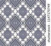 geometric ethnic pattern...   Shutterstock .eps vector #1147170749