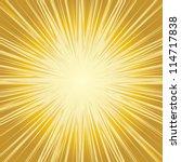 orange sunburst summer.   Shutterstock . vector #114717838
