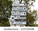Famous Tourist Landmark On...