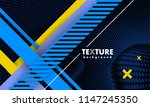 vector abstract background... | Shutterstock .eps vector #1147245350