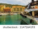 nice  france   circa 2018 view...   Shutterstock . vector #1147264193