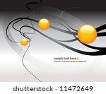 vector abstract technology... | Shutterstock .eps vector #11472649