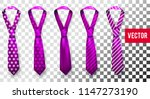 realistic vector silk satin...   Shutterstock .eps vector #1147273190