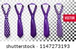realistic vector silk satin...   Shutterstock .eps vector #1147273193