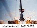 lifestyle portrait concept.... | Shutterstock . vector #1147280276