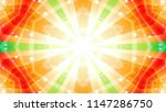 abstract colorful shiny and... | Shutterstock . vector #1147286750