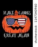 halloween make candies great... | Shutterstock .eps vector #1147340960