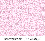 ribbons background. ribbons... | Shutterstock .eps vector #114735538