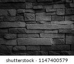 black wall background.   Shutterstock . vector #1147400579