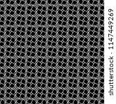 seamless pattern of circles.... | Shutterstock .eps vector #1147449269