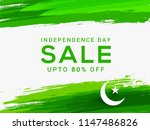 illustration of independence... | Shutterstock .eps vector #1147486826