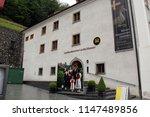 vaduz  liechtenstein   06 08...   Shutterstock . vector #1147489856
