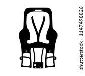 child  baby  bike seat | Shutterstock .eps vector #1147498826
