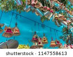 hat yai  thailand   1 may 2018  ... | Shutterstock . vector #1147558613