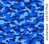 military camouflage texture... | Shutterstock .eps vector #1147577933