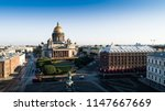 saint isaac's cathedral in... | Shutterstock . vector #1147667669