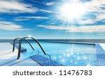 swimming pool | Shutterstock . vector #11476783