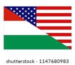 vector illustration of american ... | Shutterstock .eps vector #1147680983
