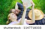couple in love spend leisure... | Shutterstock . vector #1147718333