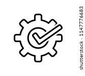 vector icon for customizable | Shutterstock .eps vector #1147776683