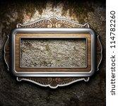 vintage frame | Shutterstock . vector #114782260