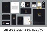 corporate identity branding...   Shutterstock .eps vector #1147825790